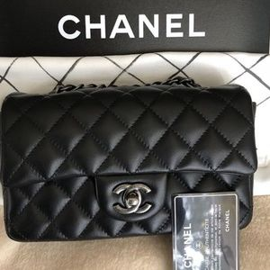 Chanel Mini Classic Flap